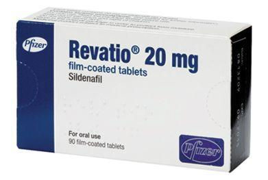 Revatio Sildenafil: Price, Uses, Dosage and Side Effects
