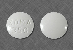 Soma Rx – A Drug with High Abuse Potential