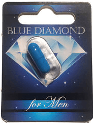 The blue diamond pill