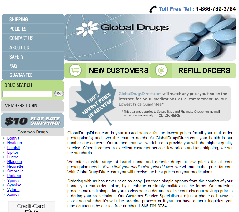 Global Drugs Direct