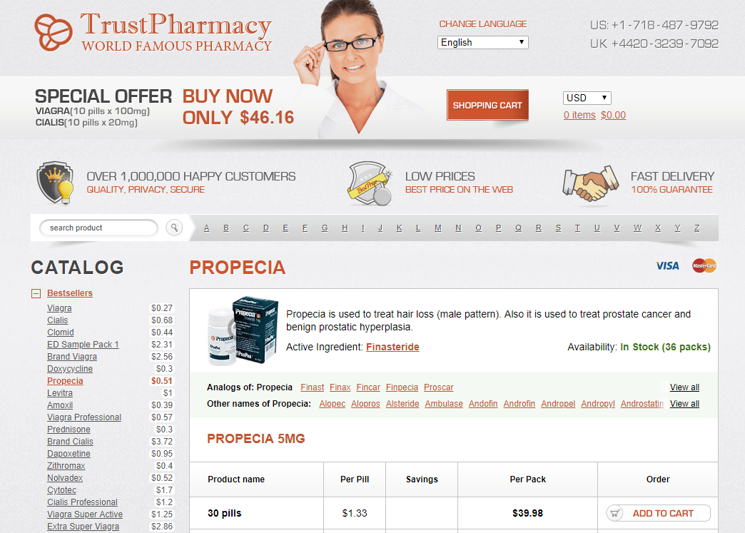 Safe Online Pharmacy