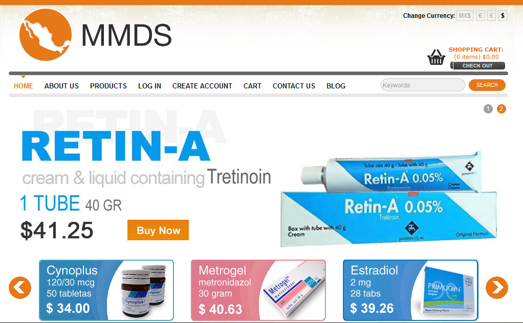 My Mexican Drugstore – Is there a Legit Mexican Pharmacy Online