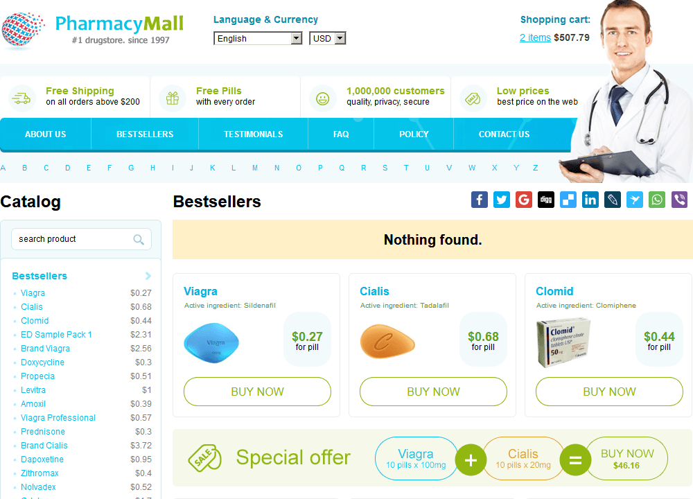 Pharmacy Mall Online Reviews