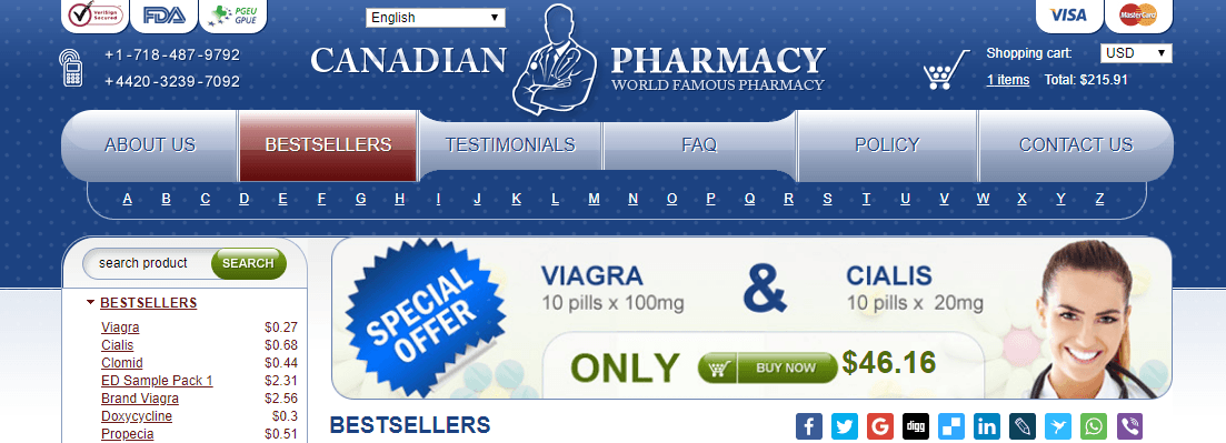 Online-Pills Pharmacy